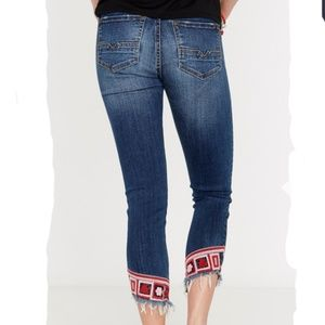 Buffalo David Bitton Jeans - NWT.. Buffalo Crop Jeans